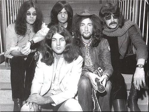 Deep Purple: grubun diskografisi 36