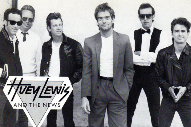 Huey Lewis and The News Huey Lewis And The News Live At Rockpalast