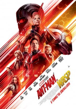 Ant-Man ve Wasp - Ant-Man and the Wasp