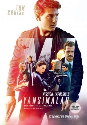 Mission: Impossible - Yansımalar - Mission: Impossible - Fallout