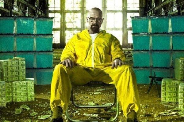 Breaking Bad film oluyor